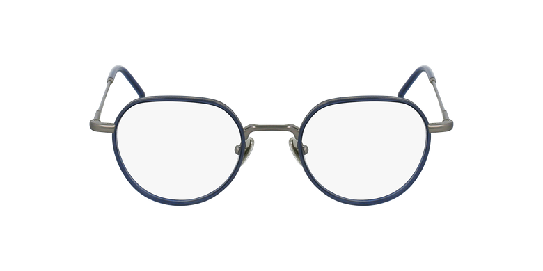 Lunettes de vue DEBUSSY bleu/argenté