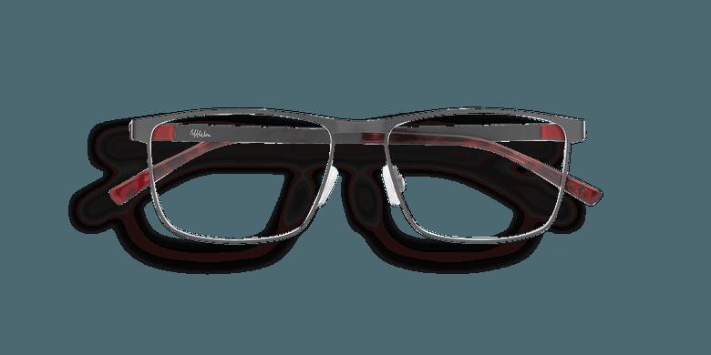 Óculos graduados homem ALPHA18_CINZENTO cinzento
