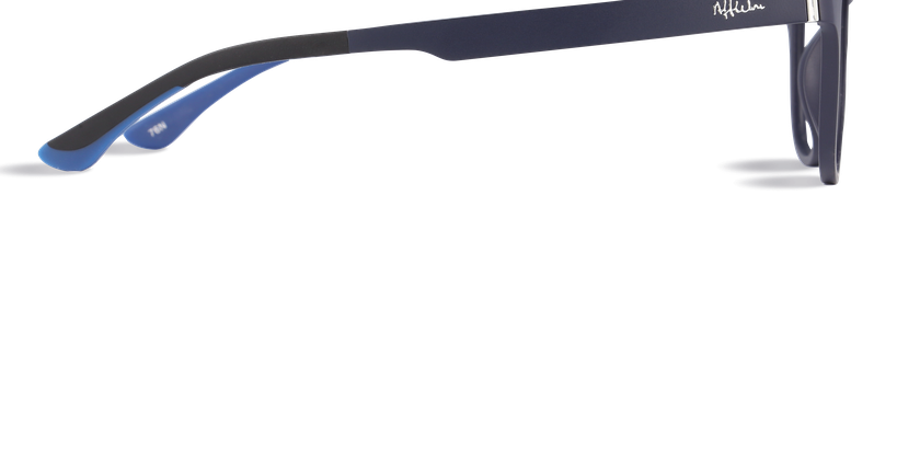 Gafas graduadas hombre SMART TONIC 03 azul - vista de lado