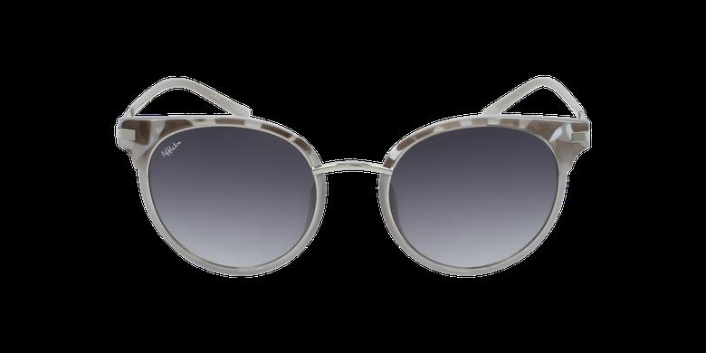 Lunettes de soleil femme BARCELO gris/écaille