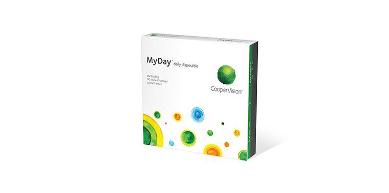 Lentes de contacto MyDay 90L