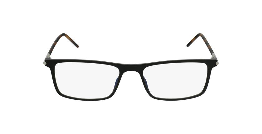 Óculos graduados homem MAGIC 72 BK preto/tartaruga  - Vista de frente