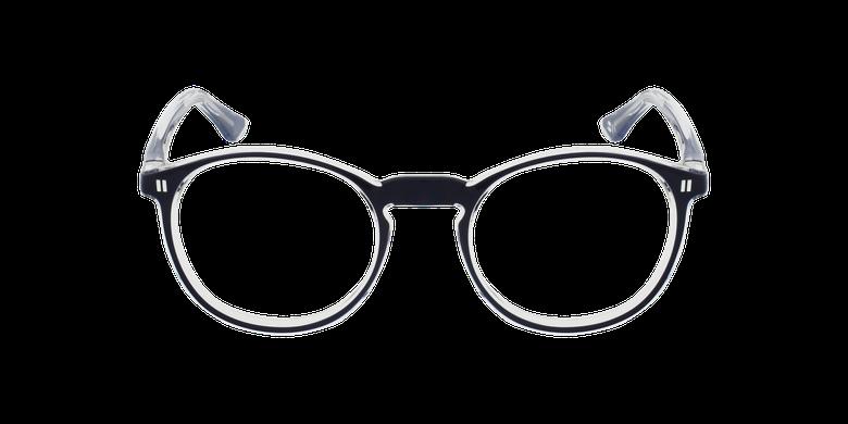 Óculos graduados criança REFORM TEENAGER (J4 BL) azulVista de frente