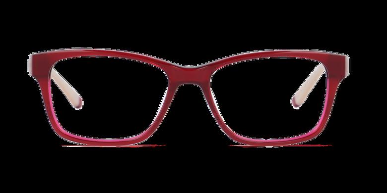 Gafas oftálmicas mujer STONE rojo/marrón