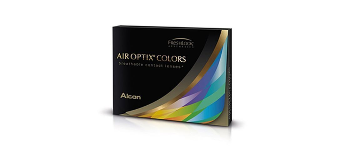 Lentilles de contact Air Optix Color 2L