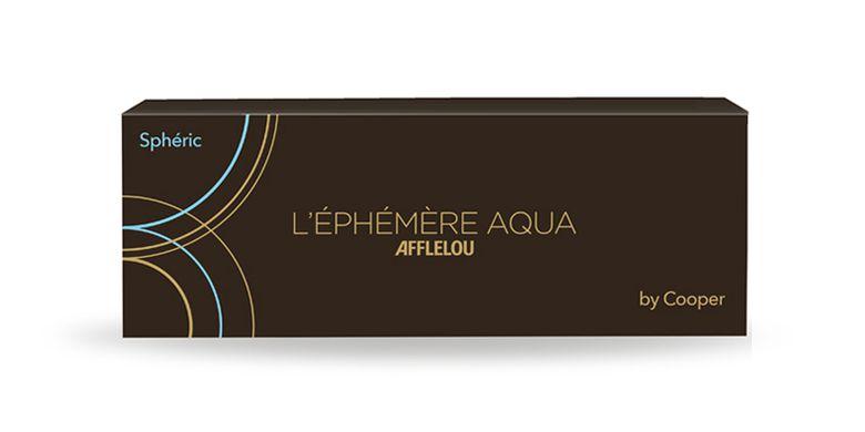 Lentillas L'EPHEMERE AQUA 1-DAY SILICONE
