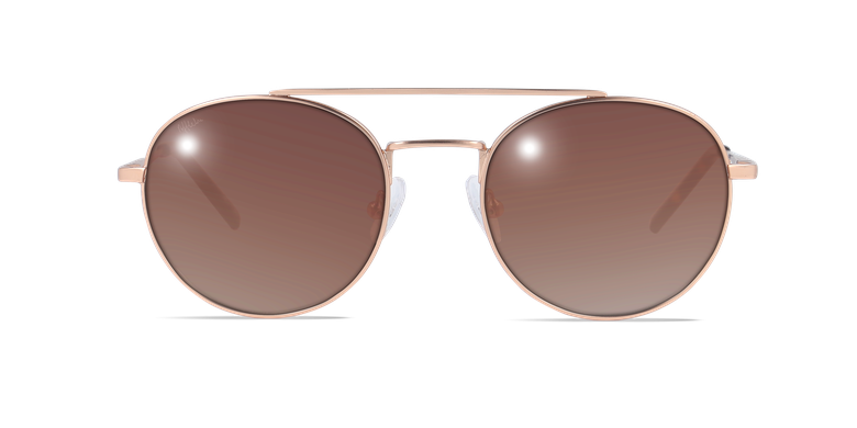 Óculos de sol homem NOAM dourado