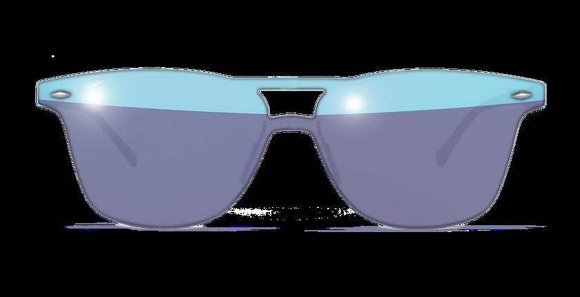 Gafas de sol hombre COSMOS1 azul - vista de frente
