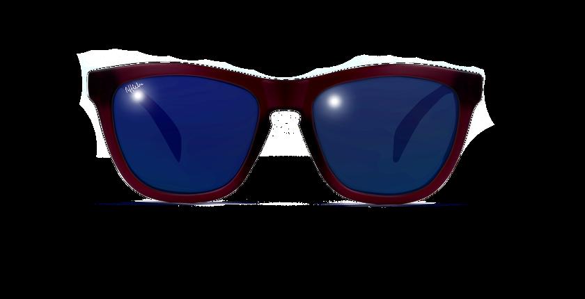 Gafas de sol niños ZAMORA morado - vista de frente