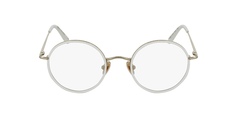 Lunettes de vue CHOPIN blanc/doré