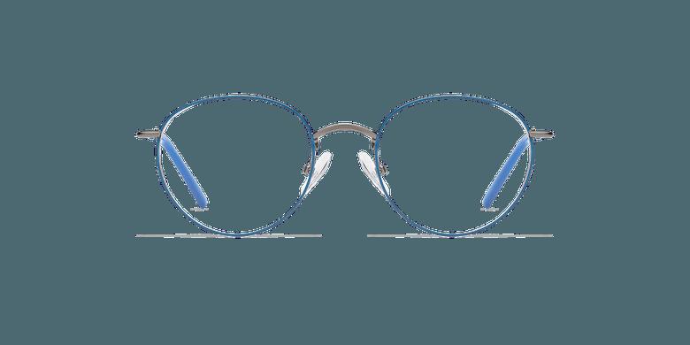 Óculos graduados MATT BL (TCHIN-TCHIN +1€) azul/prateado