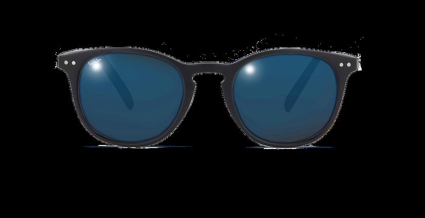 Gafas de sol hombre VERACRUZ negro - vista de frente
