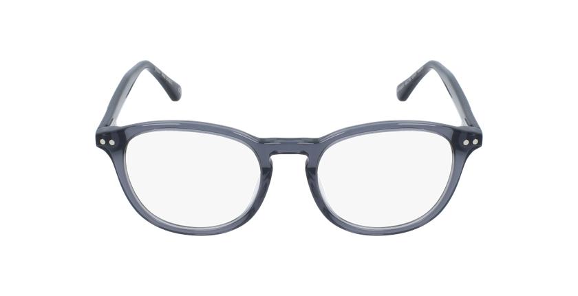 Óculos graduados senhora OAF20523 GY (TCHIN-TCHIN +1€) cinzento - Vista de frente