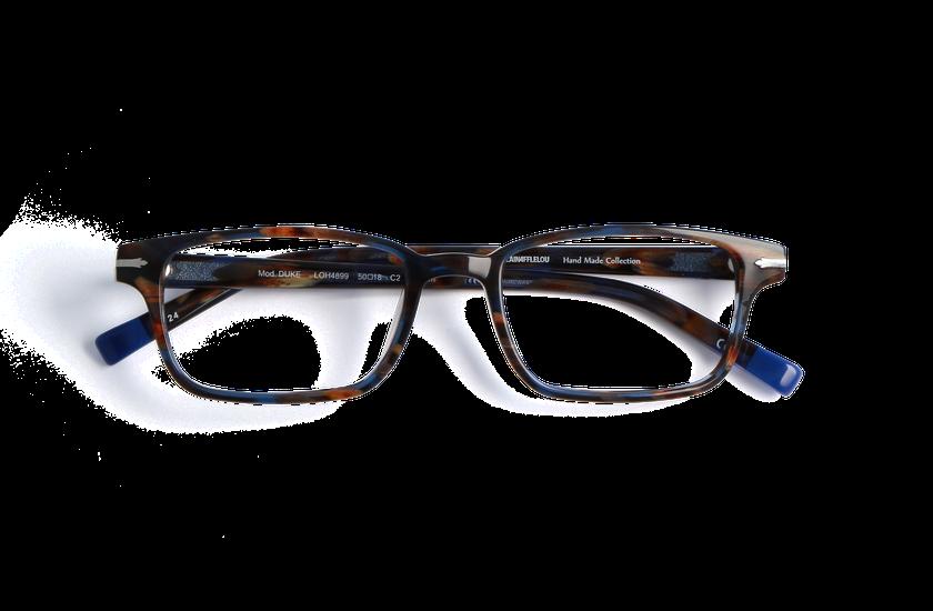 Gafas graduadas hombre DUKE azul/carey - danio.store.product.image_view_face