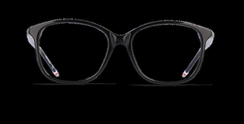 Gafas graduadas mujer ROSE negro - vista de frente