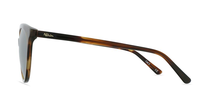 Óculos de sol senhora ENORA TO tartaruga  - Vista lateral