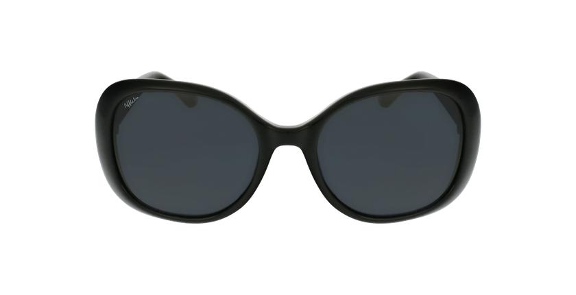Óculos de sol senhora LAVINIA POLARIZED BK preto - Vista de frente