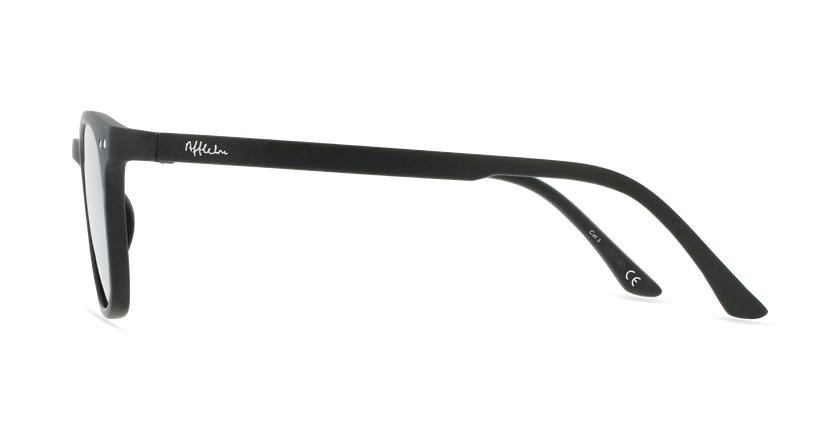 Óculos de sol criança VALME BK preto - Vista lateral