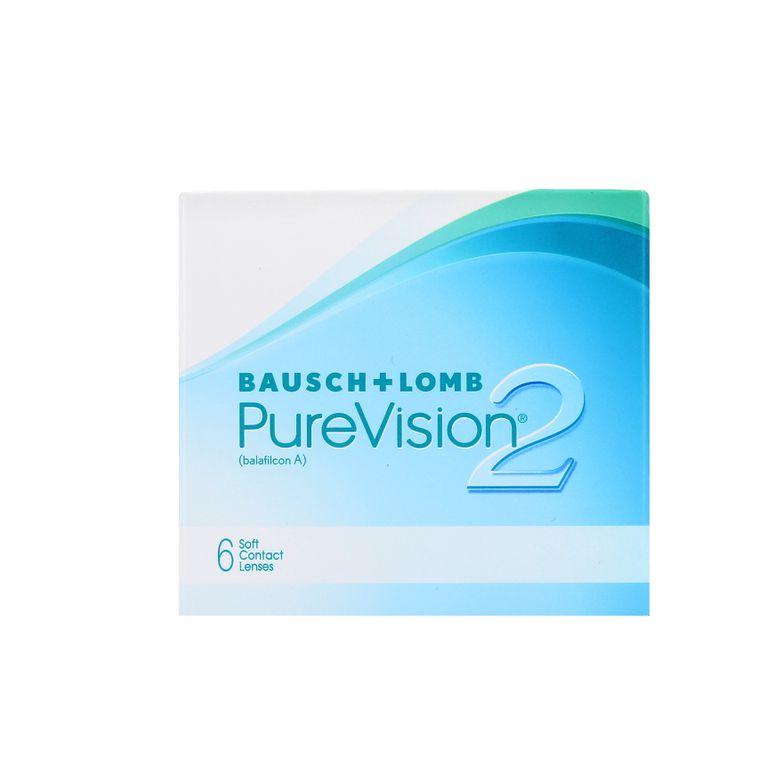 Lentes de contacto PureVision 2 HD 6L