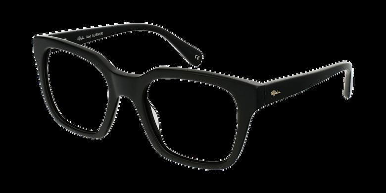 Óculos graduados senhora ALIENOR BK (TCHIN-TCHIN +1€) preto