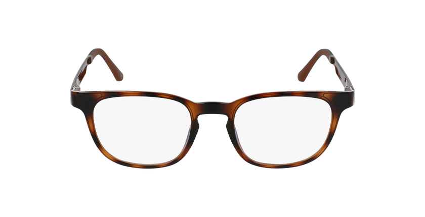 Óculos graduados homem MAGIC 33 TO BLUEBLOCK - BLOQUEIO LUZ AZUL tartaruga  - Vista de frente