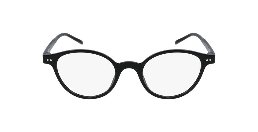 Lunettes de vue femme MAGIC 49 BLUEBLOCK noir - Vue de face
