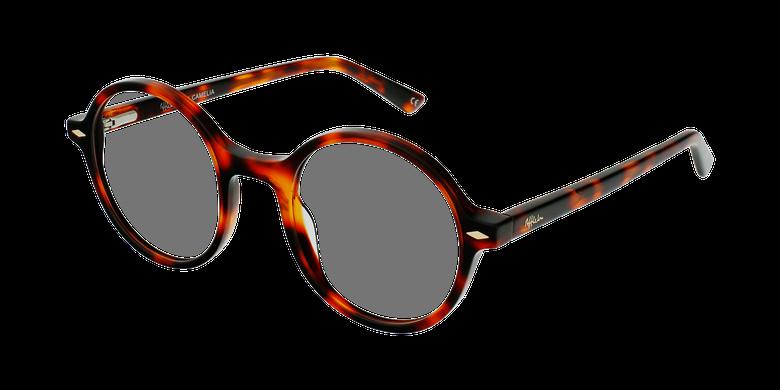 Lunettes de vue CAMELIA écaille/marron