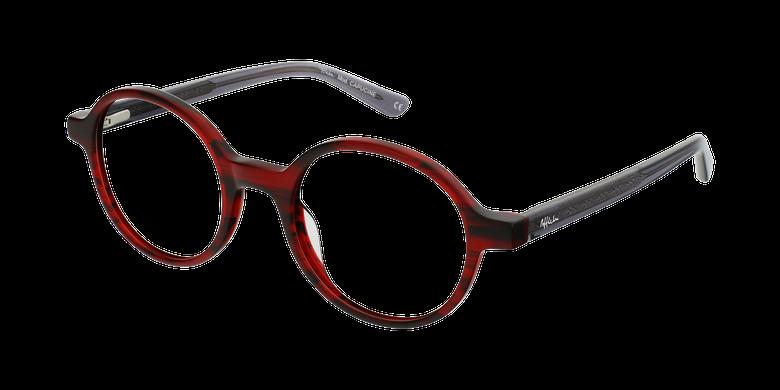 Óculos graduados senhora CAPUCINE RD (TCHIN-TCHIN +1€) vermelho
