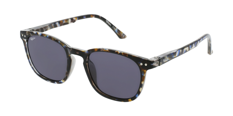 Óculos de sol criança VALME TOBL tartaruga/azul