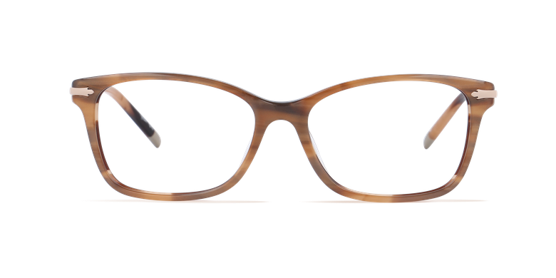 Óculos graduados senhora LOF7246 castanho