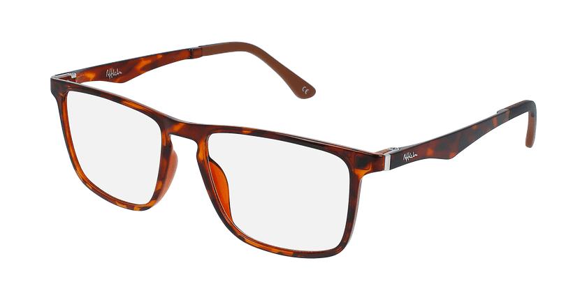 Óculos graduados homem MAGIC 38 BLUEBLOCK - BLOQUEIO LUZ AZUL tartaruga  - vue de 3/4