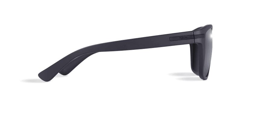 Óculos de sol homem DIEGO azul - Vista lateral