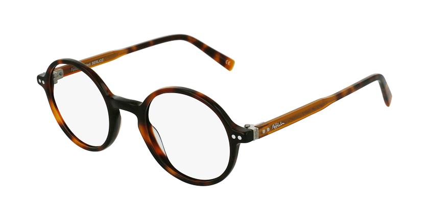 Óculos graduados BERLIOZ TO tartaruga  - vue de 3/4