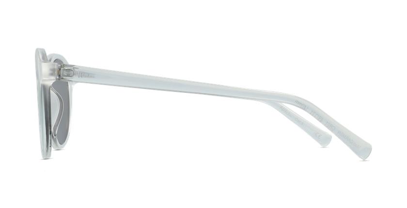 Óculos de sol senhora CARMEN CR branco - Vista lateral