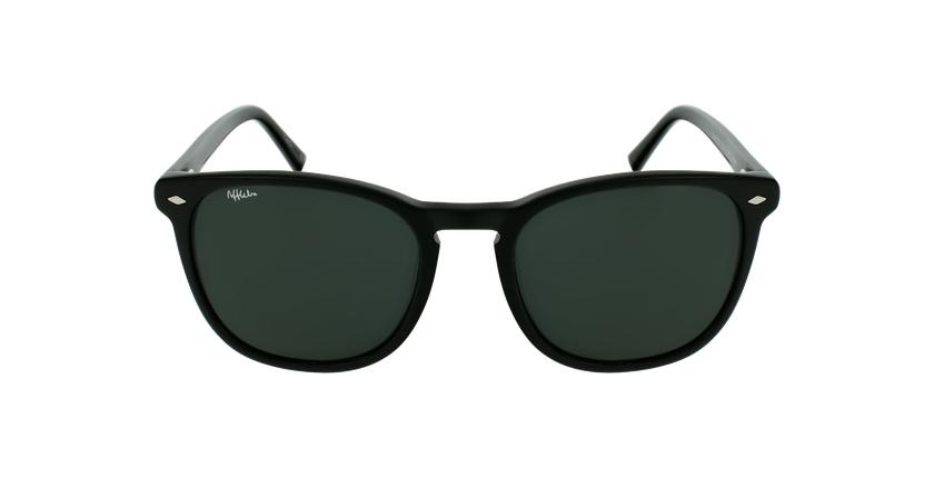 Óculos de sol JACK BK preto - Vista de frente