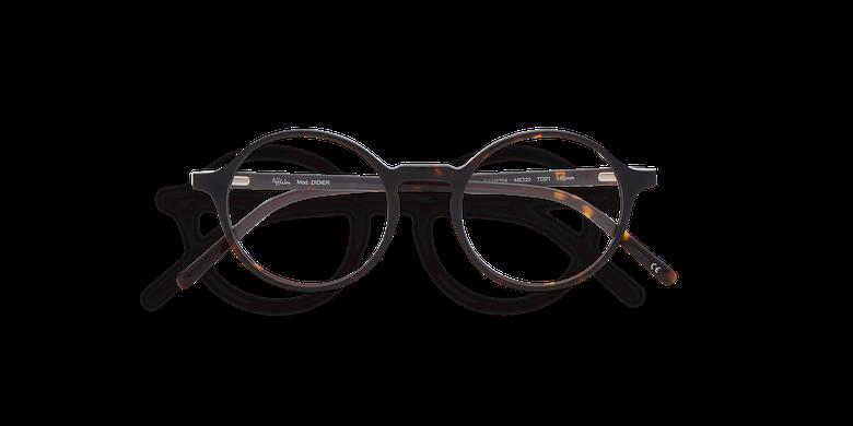 Óculos graduados homem DIDIER (Tchin-Tchin +1€) tartaruga