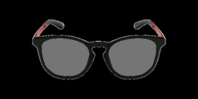 Lunettes de vue homme MAGIC 63 noir/rouge