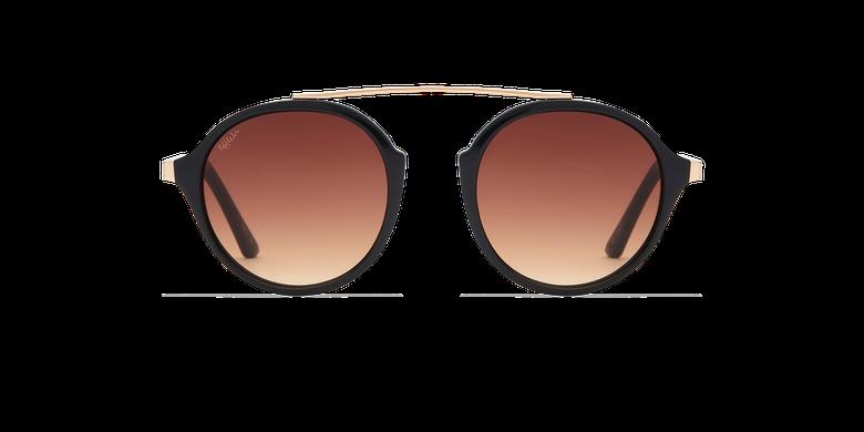 Óculos de sol SUERTE (TCHIN-TCHIN +1€) preto/dourado