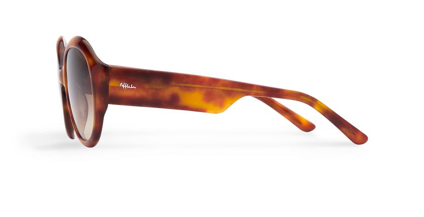 Óculos de sol senhora NAOMIE HV tartaruga  - Vista lateral