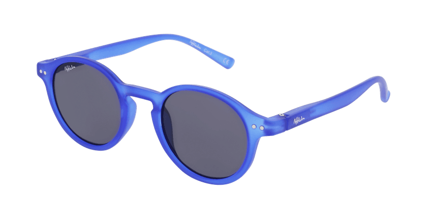 Óculos de sol criança LIO BL azul - vue de 3/4