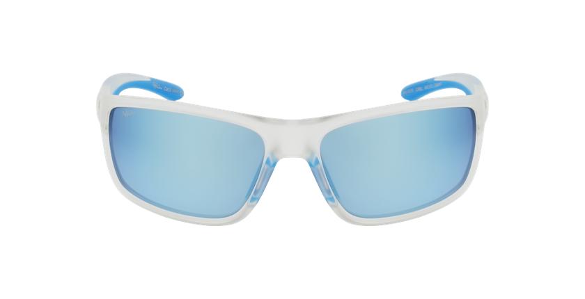 Óculos de sol homem IGOR POLARIZED CRBL branco/azul - Vista de frente