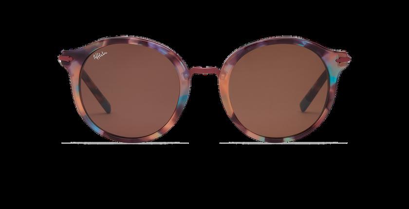 Gafas de sol mujer MINILIA carey - vista de frente