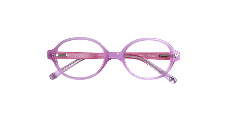 Gafas graduadas niños PRISCILLA rosa
