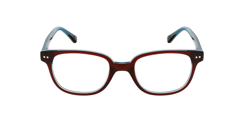 Óculos graduados criança MARCEL RDBL (TCHIN-TCHIN +1€) vermelho/azul