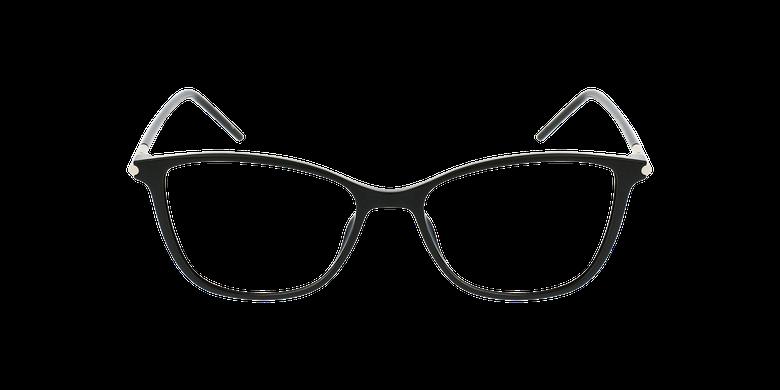 Lunettes de vue femme MAGIC 89 noirVue de face