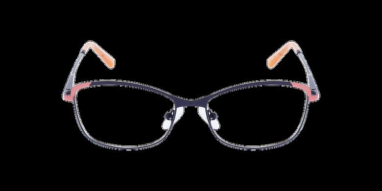 Lunettes de vue femme ELIA violetVue de face