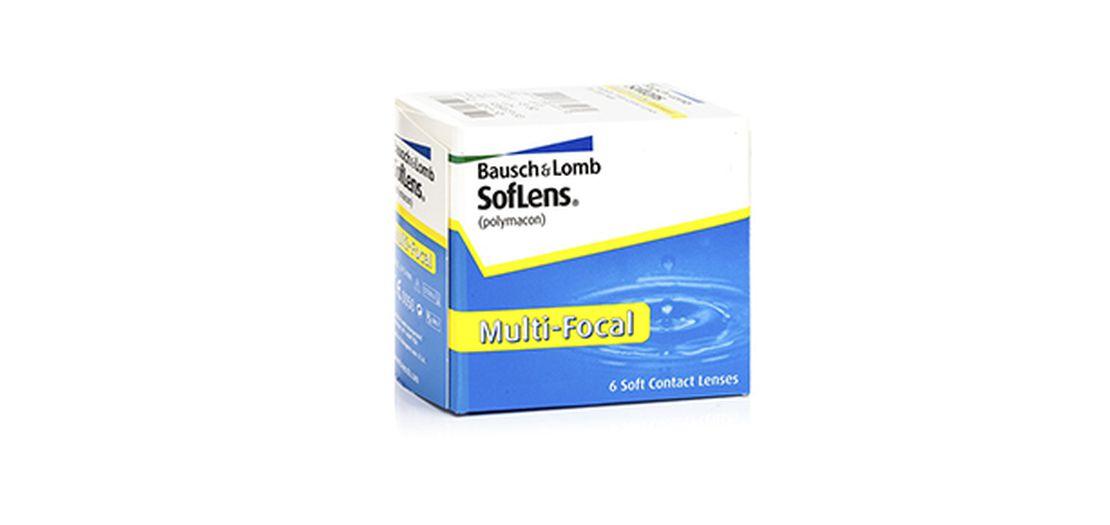 Lentilles de contact SofLens Multifocal 6L