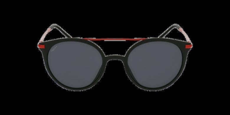 Lunettes de soleil SAKY noir/rougeVue de face