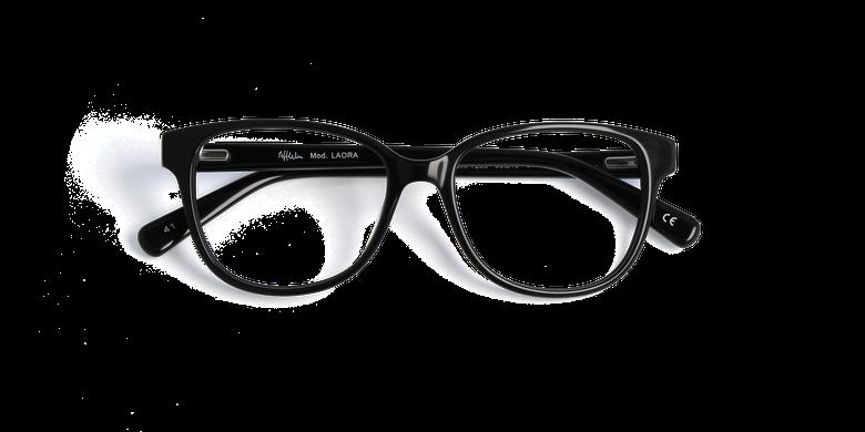 Gafas graduadas mujer LAORA negro