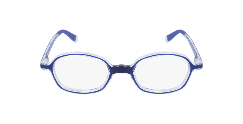 Óculos graduados criança RFOM2 BL1 REFORM azul - Vista de frente